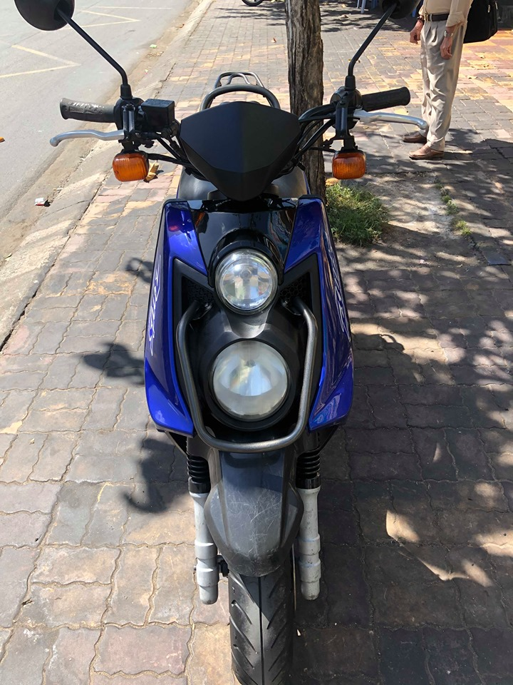 Yamaha Bw`s 125cc 2014  xe nhập đời cao hsct giá bán 21tr