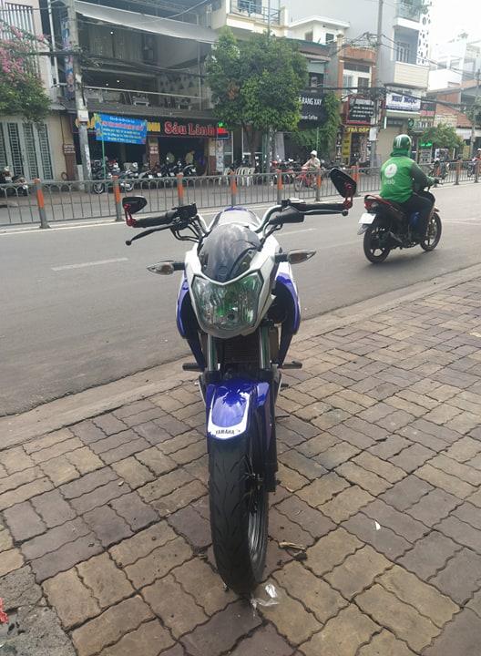 Yamaha Fz 150cc Fi 2014 xanh Gp bs 68 - 113.31 giá bán 33tr8