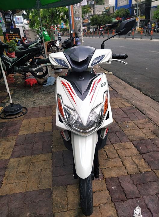 Yamaha Luvias 125cc ko fi 2013 xe bstp  - 219.59 giá bán 11tr3