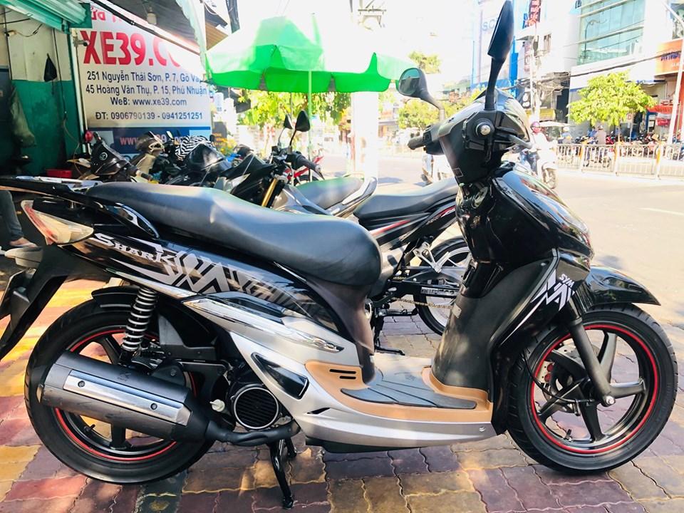 Sym Shark 125cc 2013 Fi xe bstp 491.66 giá bán 18tr3