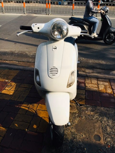 Piaggio Vespa Lx 150cc 2007 xe nhập ý  bs 29 - 4517 giá bán 10tr8