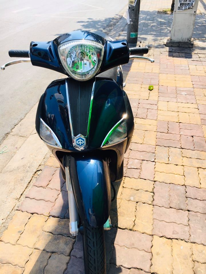 Piaggio Liberty  125 - 3vie 2013  xe bstp 493.83 giá bán 21tr