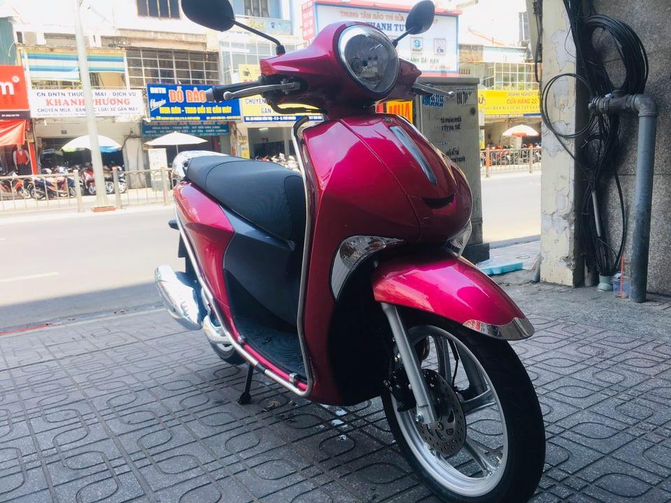 Yamaha Janus Fi 125cc 2018 xe bstp 33009 màu hồng bán 22tr5