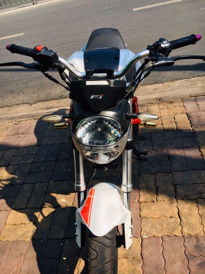 Ducati Mini Monster 110cc côn tay 2018 bán 18tr giá rẽ bao rút hồ sơ