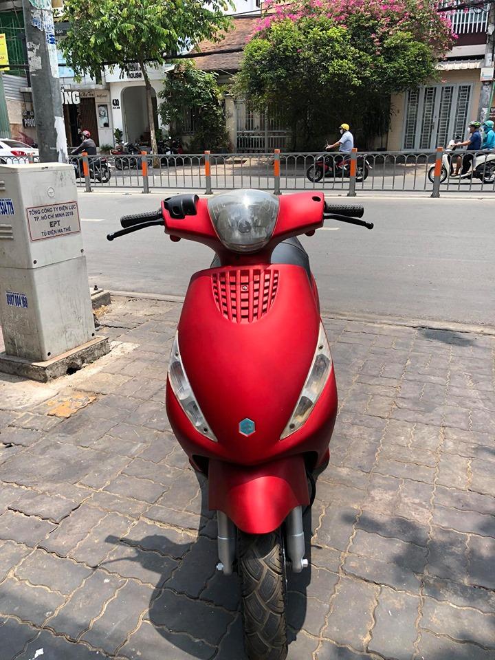 Piaggio Zip 100cc 2007 xe bstp 0845 bán rẽ  8tr9