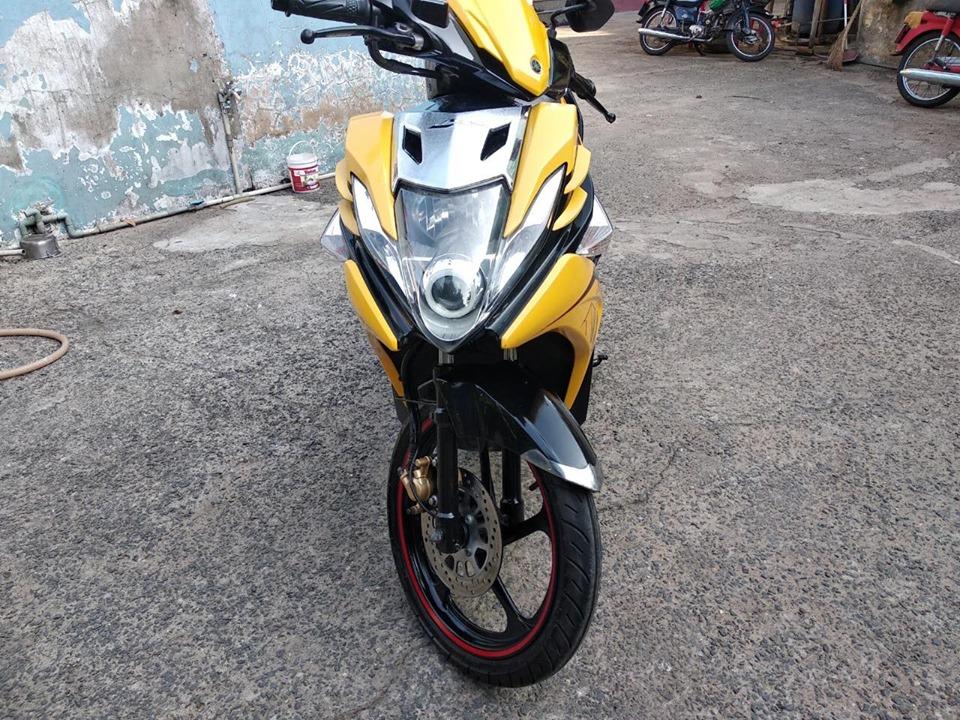Cần bán Yamaha Nouvo 5 Fi 125cc 2012 , bánh mâm bstp 9 chủ giá rẽ 14tr8