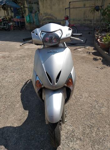 Honda Lead 110cc 2009 màu bạc Fi  bstp 6648 ban 12tr5
