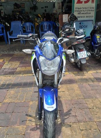 Yamaha Fz 150cc Fi 2016 xanh Gp bs 84 - 323.21  giá bán 31tr8
