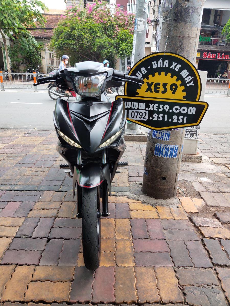 Yamaha Exciter 150cc 2017 bs 63 phiên bản đen nhám bán 28tr