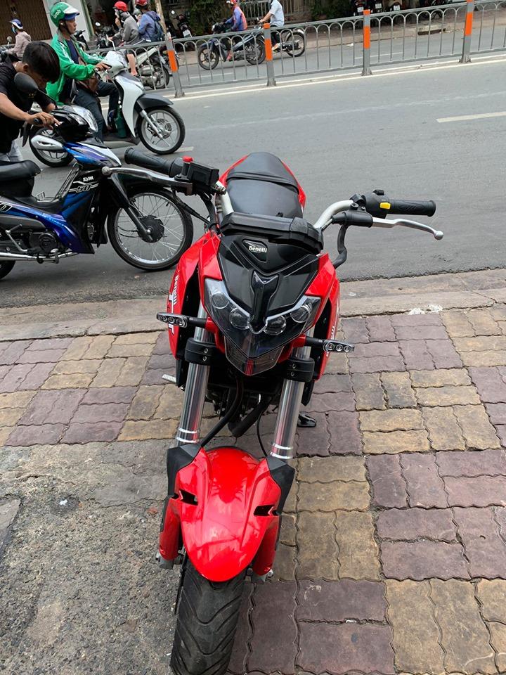 Benelli TNT 125cc 2018 xe tây côn mini thể thao bs 68  giá bán 23tr bao rút hồ sơ