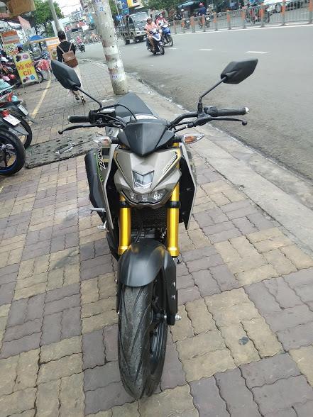 Mô Tô Yamaha TFX 150cc rẻ nhất HCM , lên COS 200cc