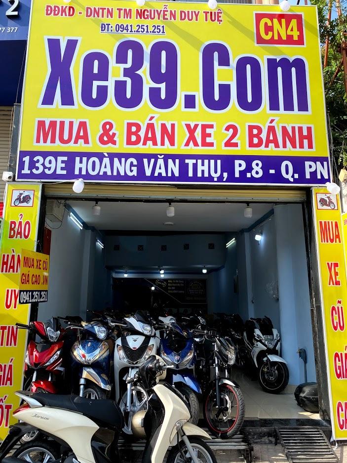 Logo xe39.com