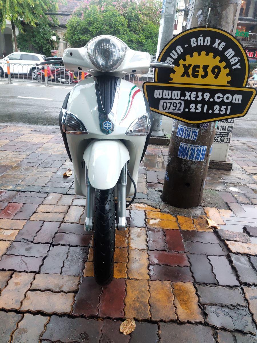 Piaggio Liberty  125 - 3vie 2014  xe bs 60 giá bán 17tr4
