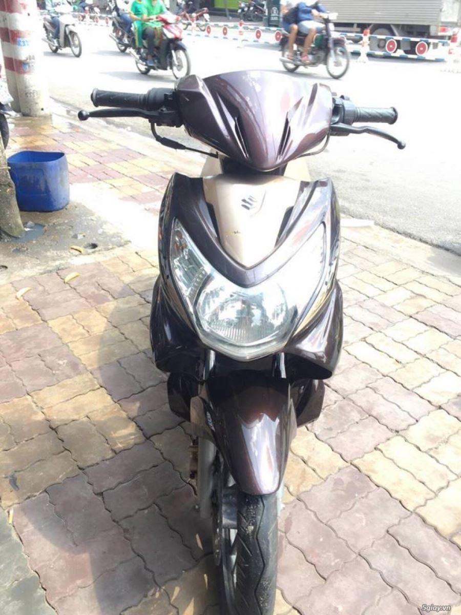 Suzuki Hayate 125cc 2011 , socola hot 2011 bstp 058.40