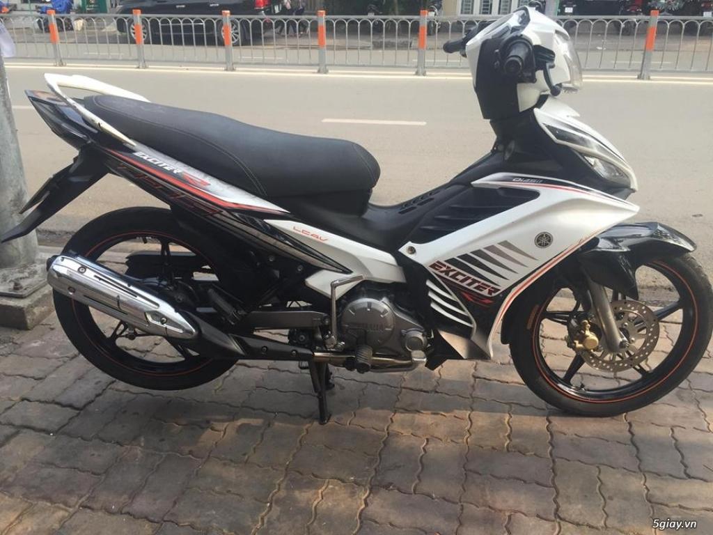 Yamaha Exciter 135cc 2011 , 1 càng ko côn bs 72 - 238.83