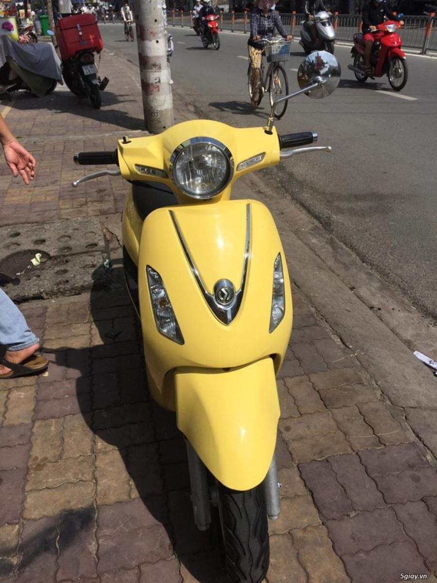 Attila Elizabeth 2011 ko fi màu vàng bstp 190.29