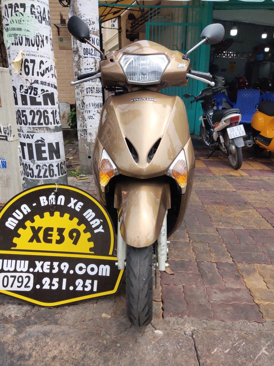 Honda Lead 110cc 2011 Fi bstp 218.14 giá bán 13tr8