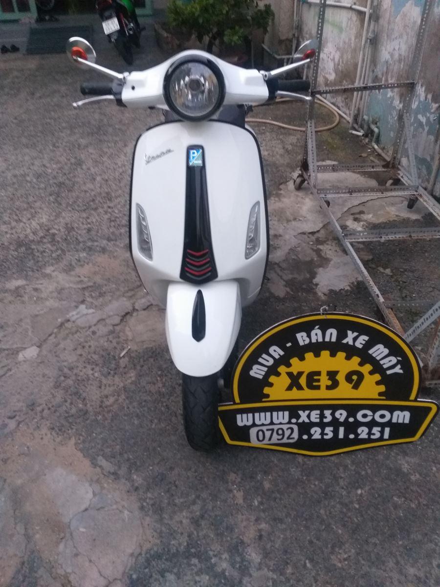 Piaggio Vespa Rimavera 125cc 2015 xe bstp 819.04 bán 29tr