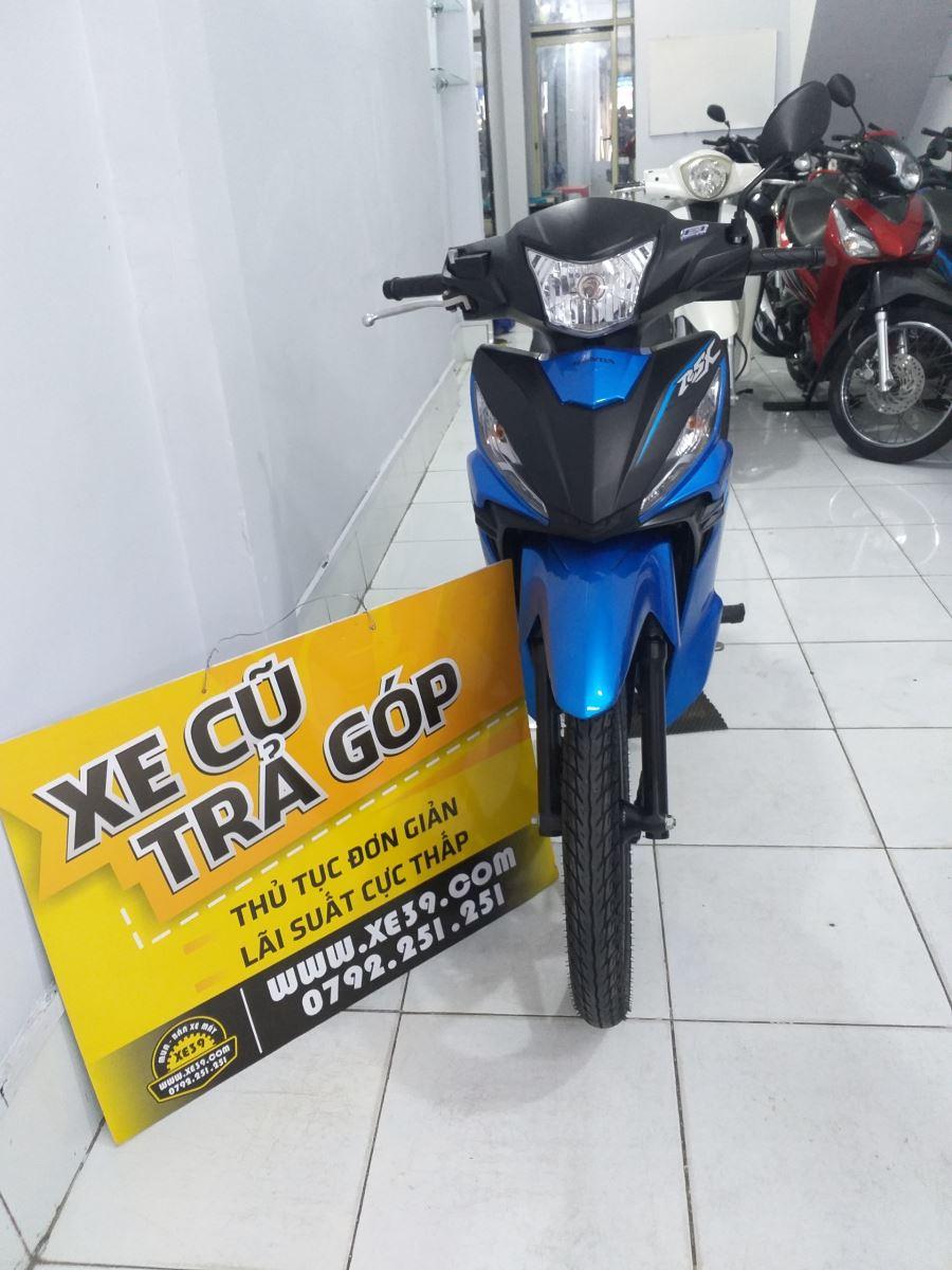 Honda Wave RSX 110cc 2019 xanh đen 9 chủ bán 20tr5