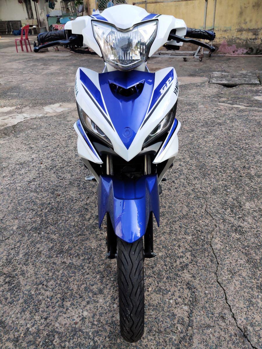 Yamaha Exciter 135cc 2012  xanh GP bs 85 xe 9 chủ bán 18tr8