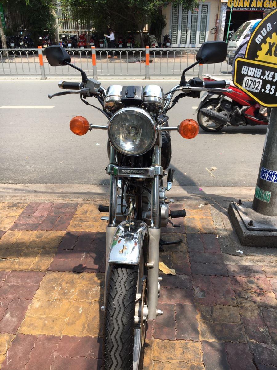 Honda Master 125cc 2011 , dòng cổ điển gọn , bstp