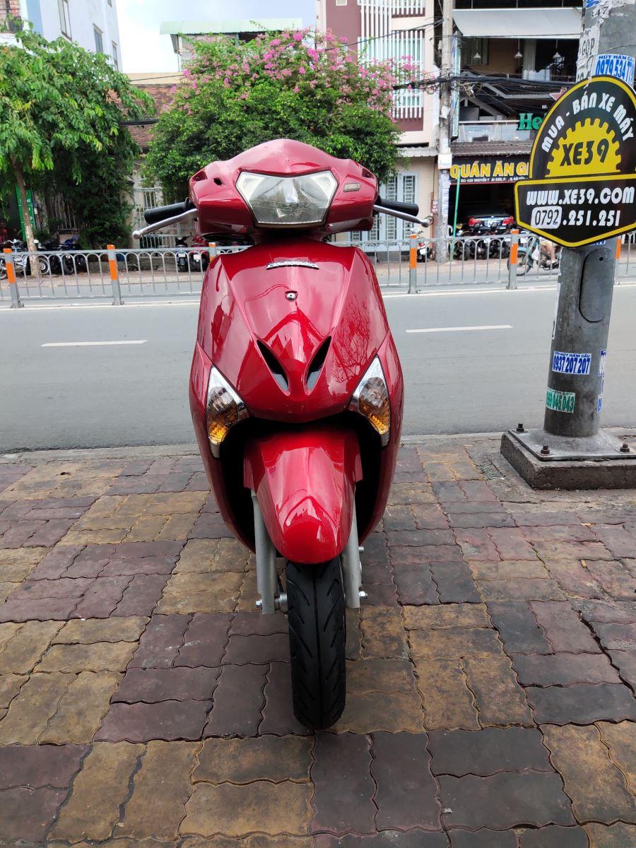 Honda SCR 110cc 2010 lóc đen đời cuối của SCR nha , bstp 5395 bán 13tr5