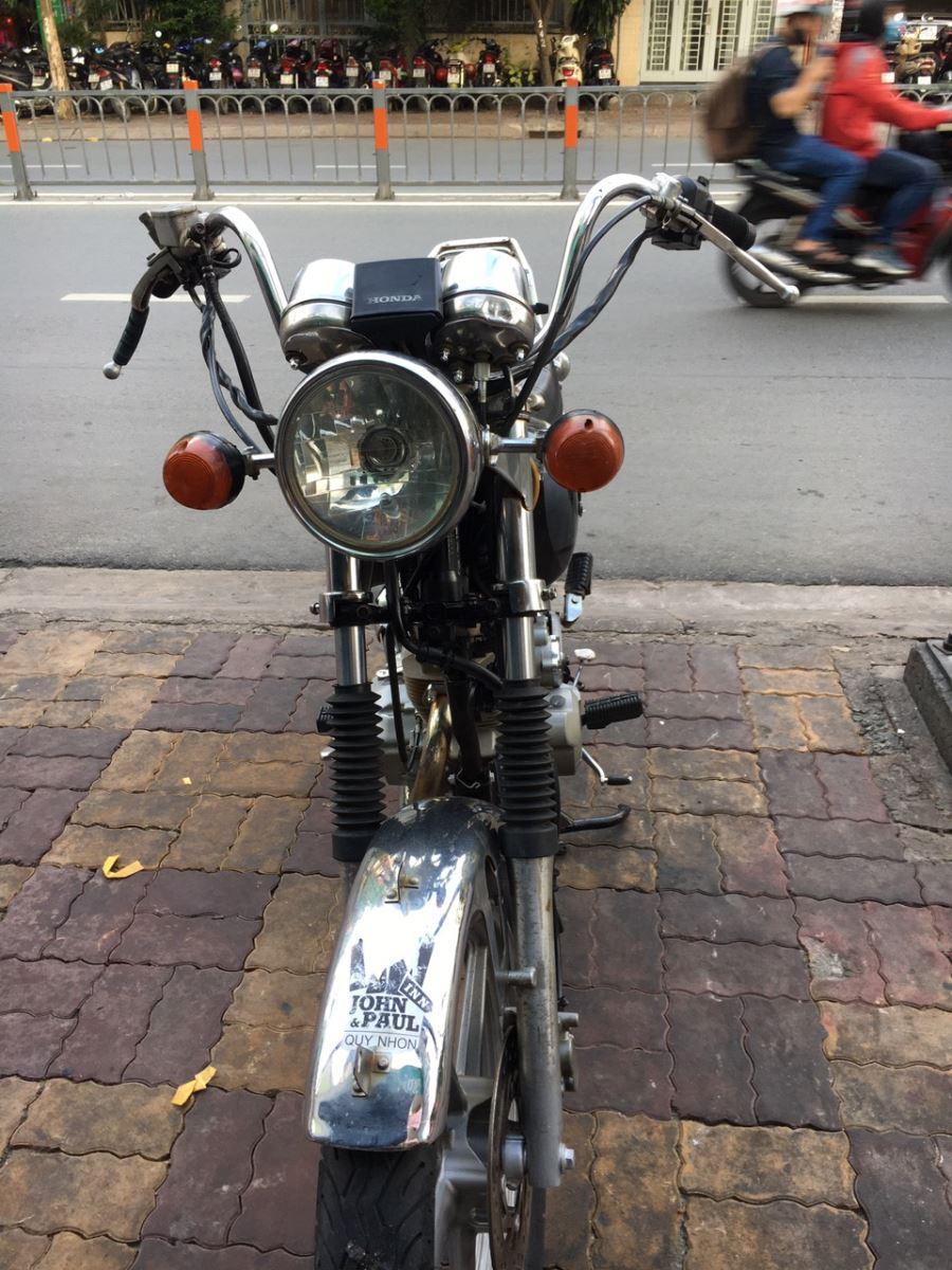 Honda Master 125cc 2008 xe bs tỉnh 49 bán 17tr giá rẽ