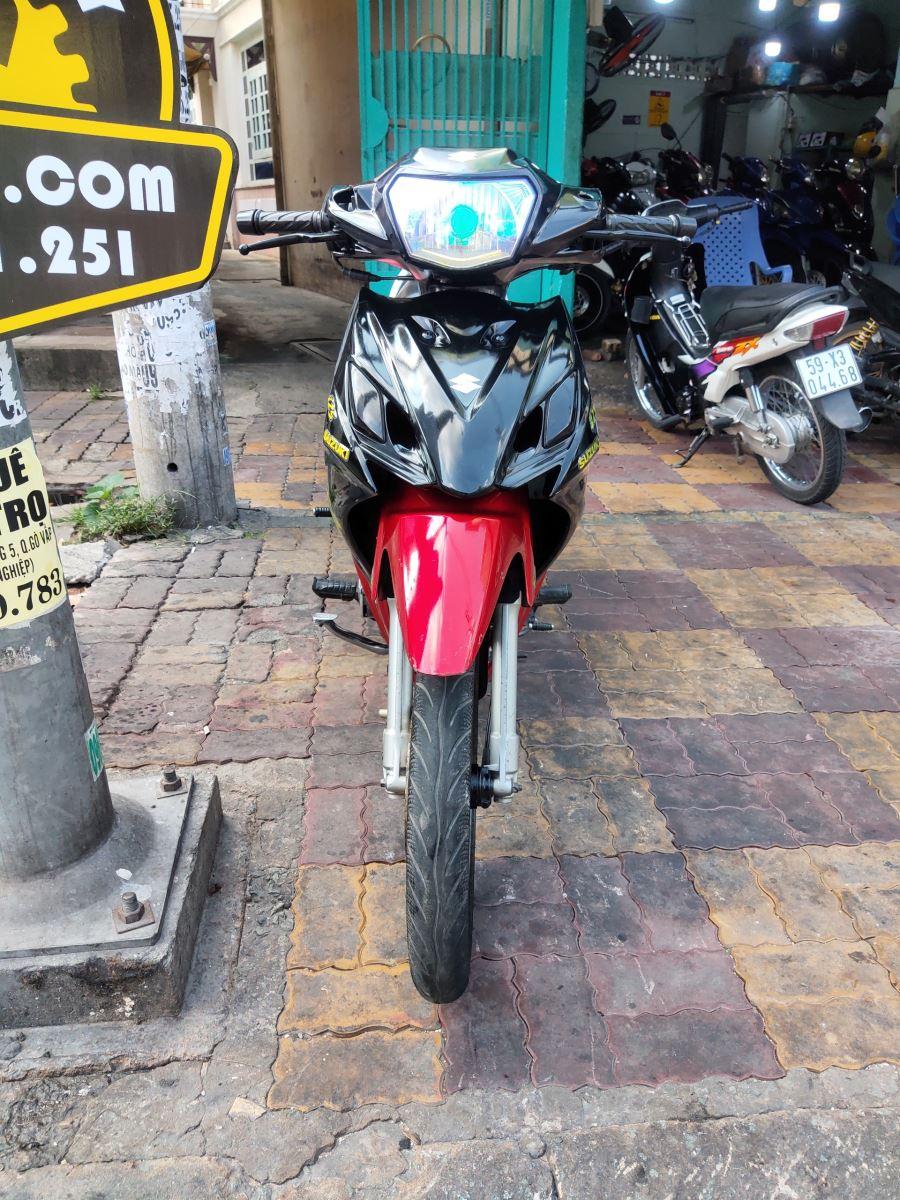 Suzuki Axelo côn tay 2015 125cc 9 chủ bstp 60900 bán 14tr8