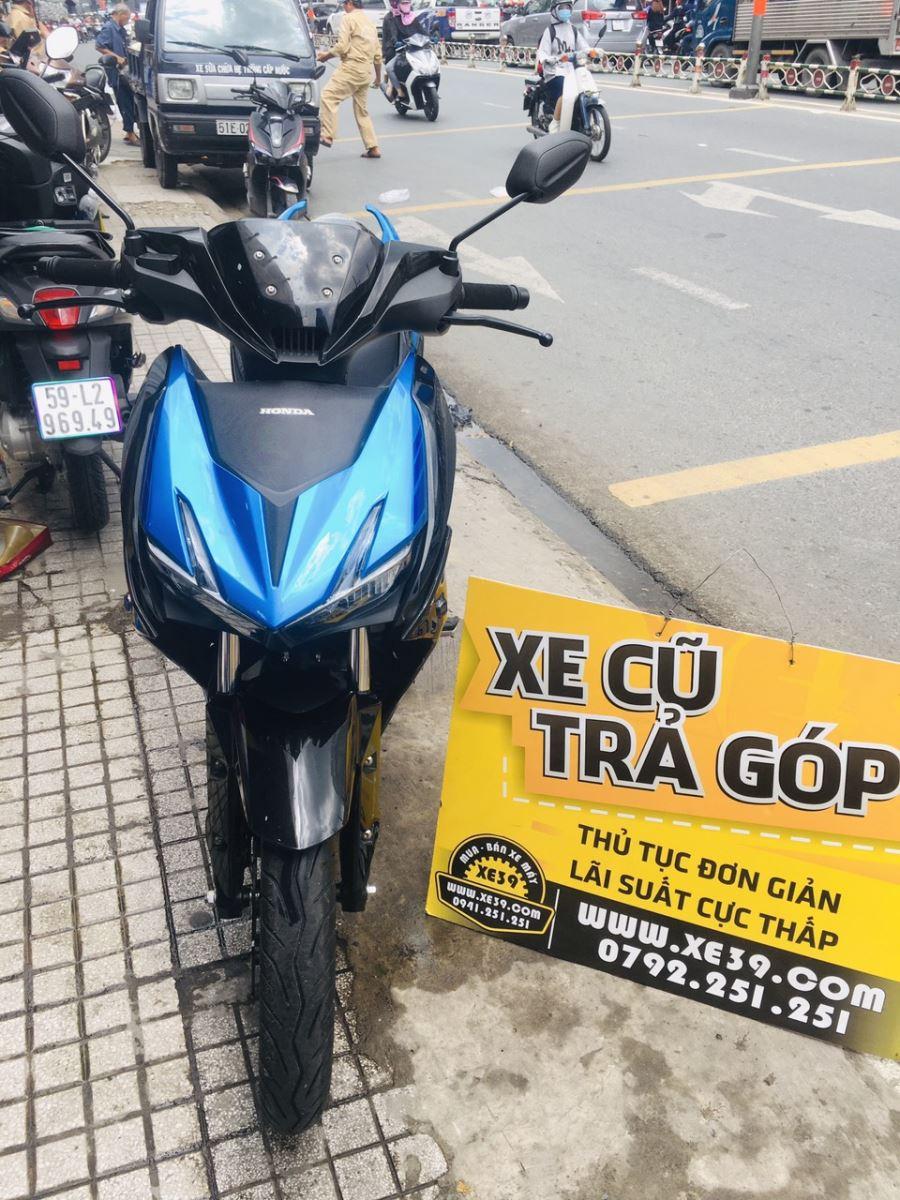 Honda Winner X 150cc 2020 xe 9 chủ bstp 560.09 odo ít 3500km bán 38tr5