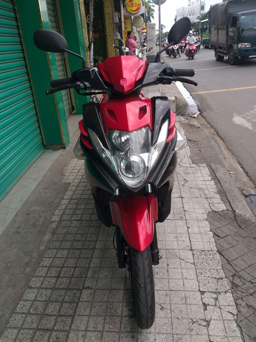 Bán Yamaha Nouvo 5 Fi 2012 đỏ đen hỗ trợ góp bstp 9 chủ bán 13tr