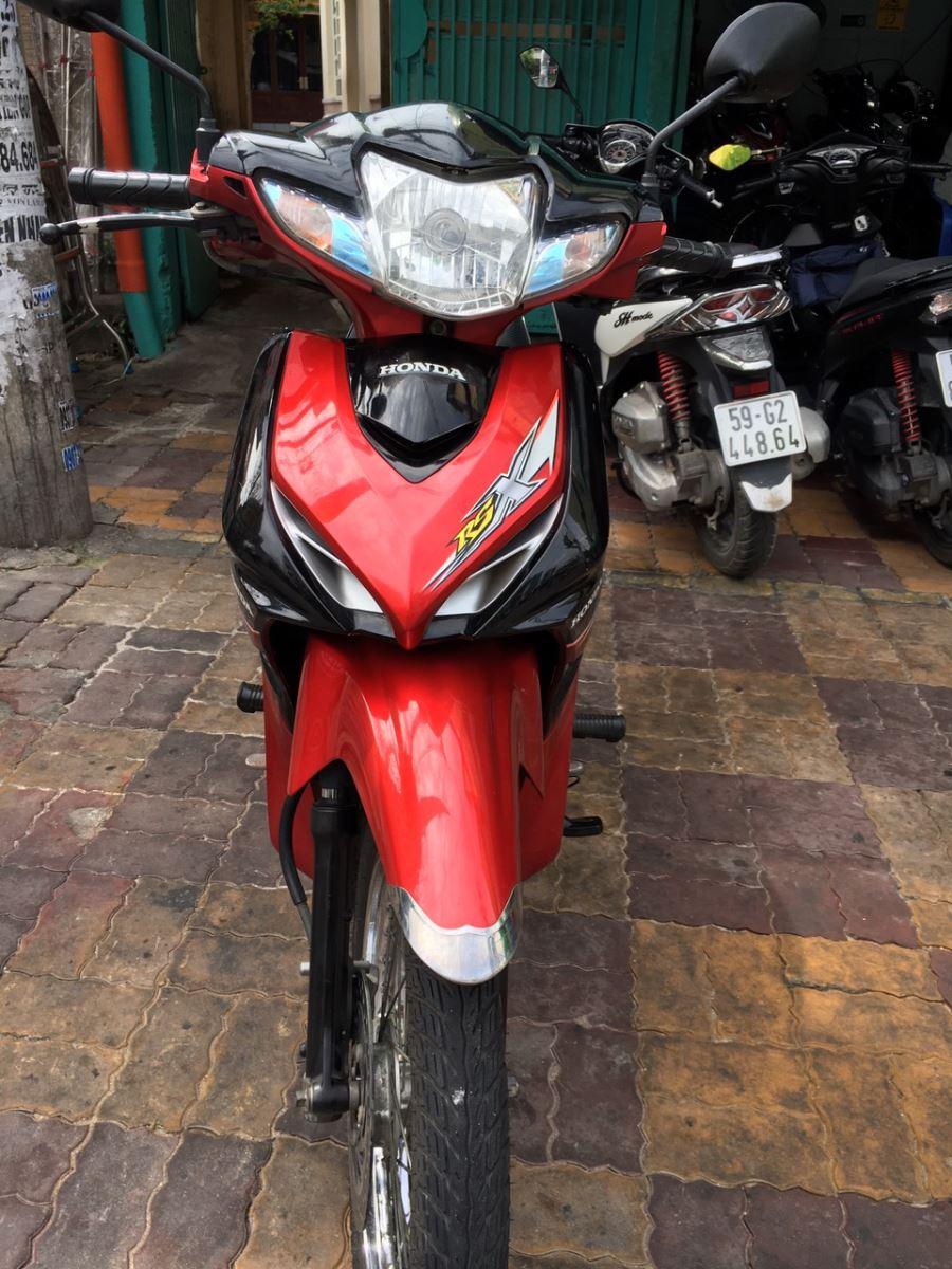 Wave RSX 110cc 2011 đỏ đen 9 chủ bán 9tr9 giá rẻ bstp 112.30