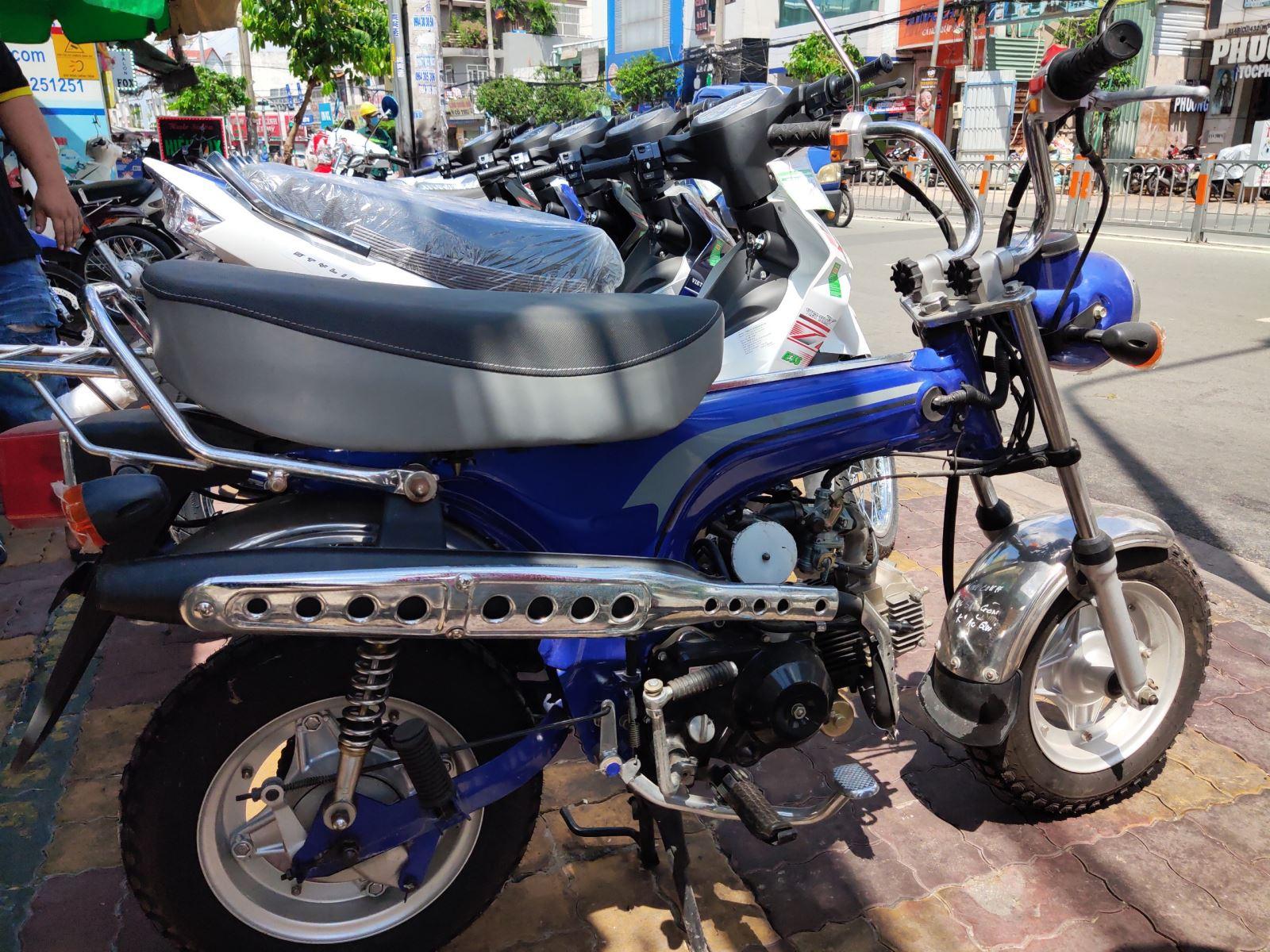 Bán Honda Dax  50cc , dòng xe mới chưa sử dụng , bán 13tr