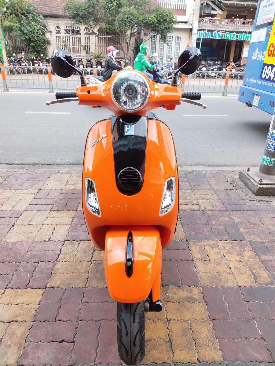 Piaggio Vespa Lx 125cc 2009 bstp 8768 bán 14tr5