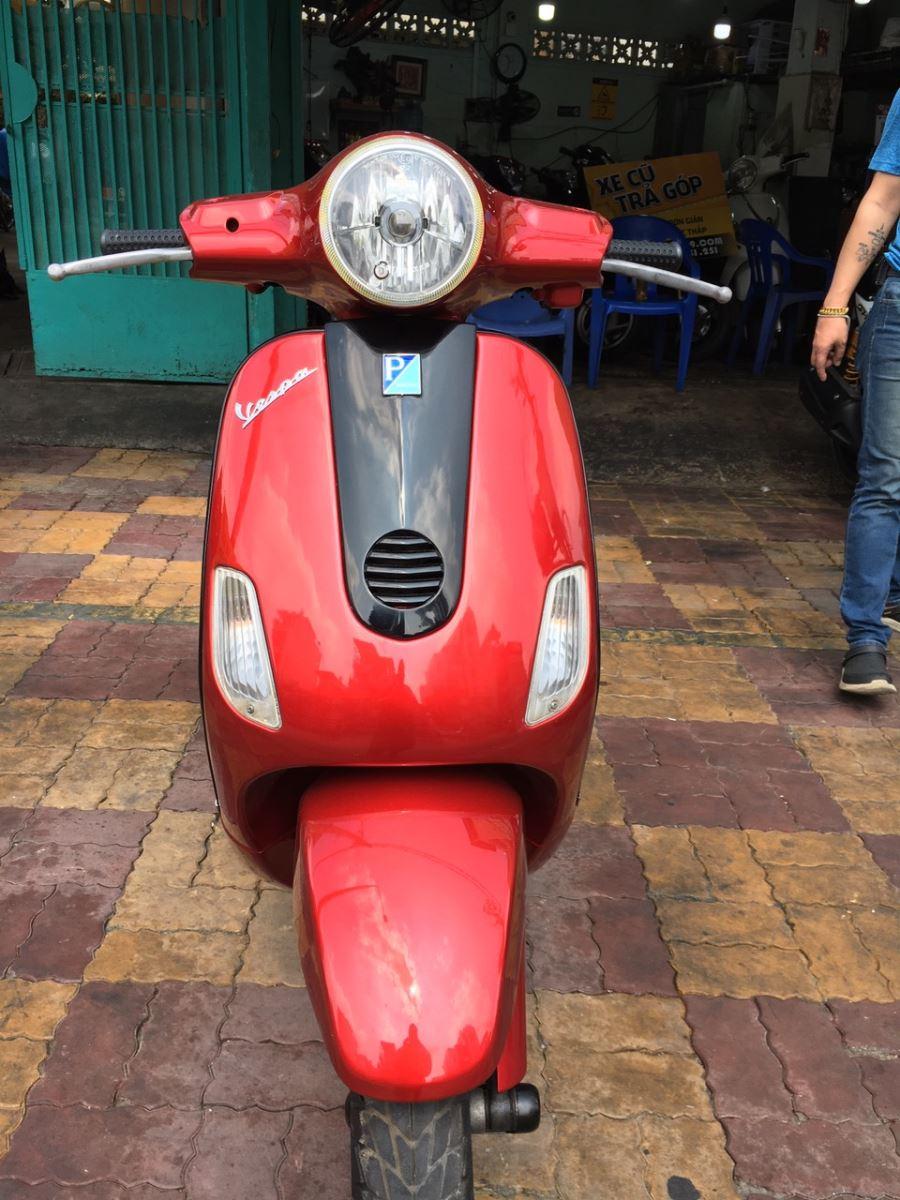 Piaggio Vespa Lx 150cc 2006 bstp 8217 xe 9 chủ bán 14tr8