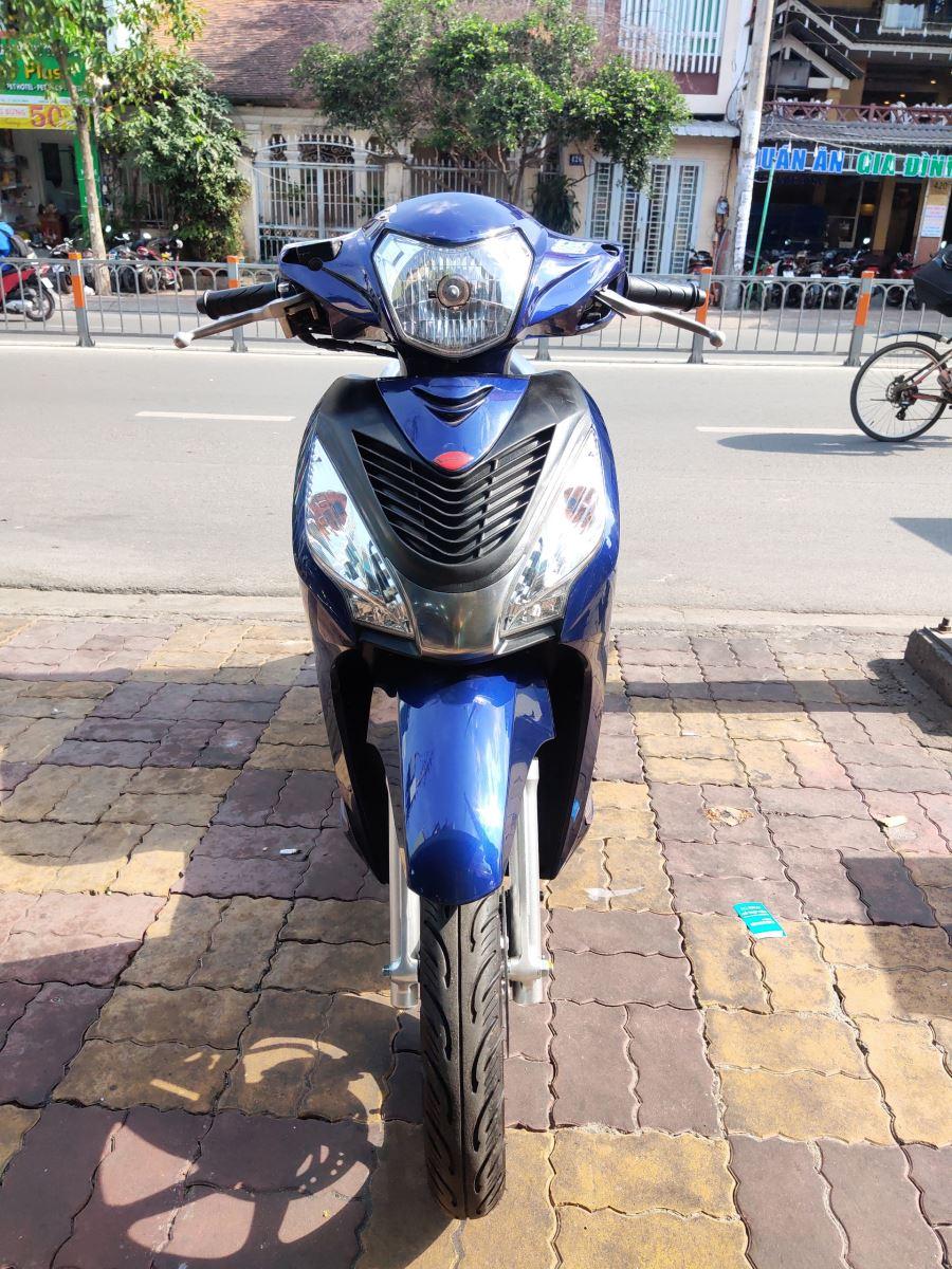 Honda Vision 110cc 2016 Fi xe đẹp bstp bán 25tr5