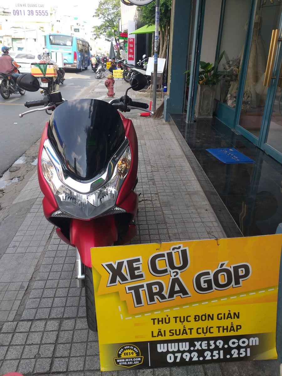 Honda PCX 125cc 2011 bstp 019.36 bán 23tr5