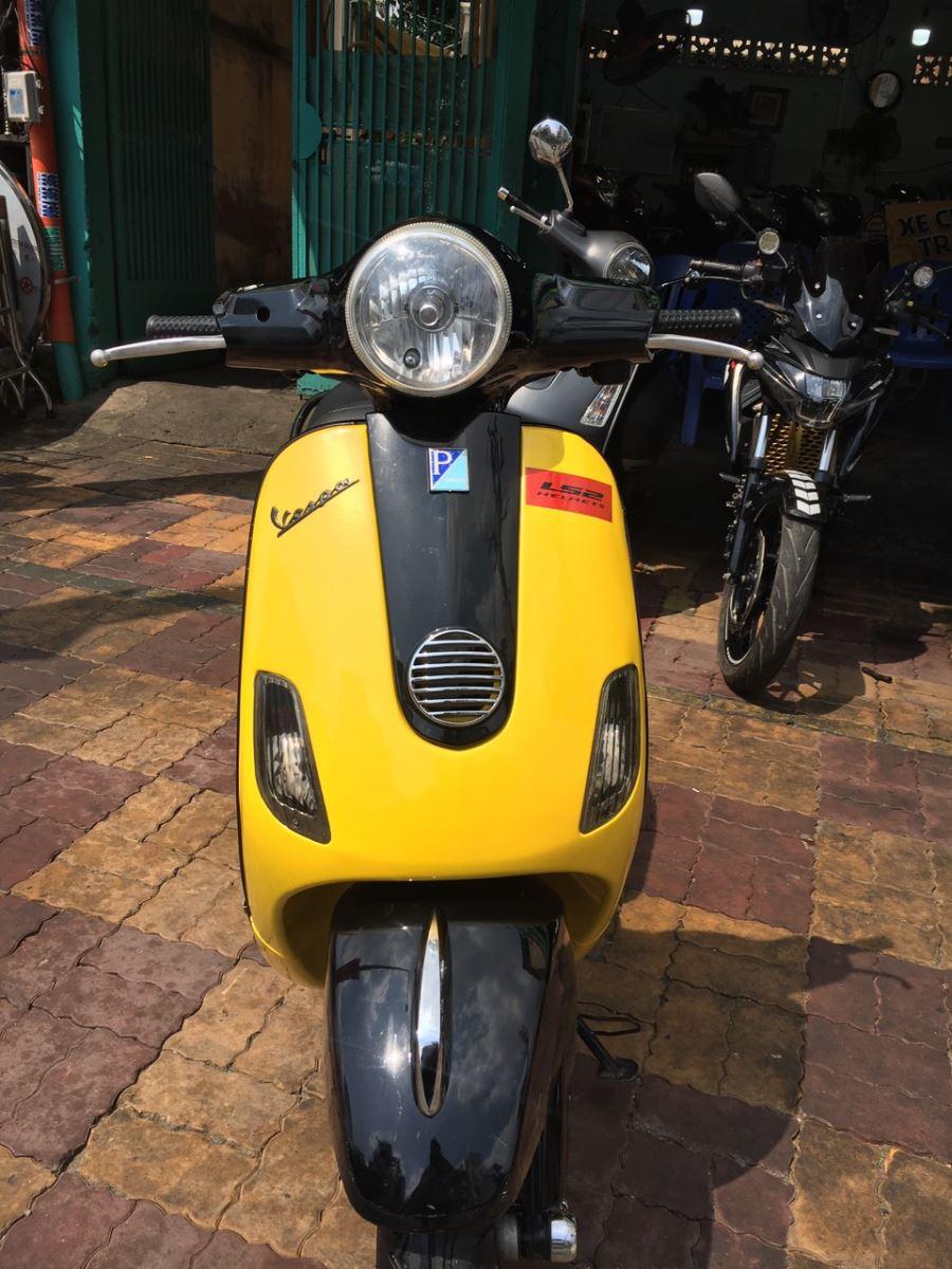 Piaggio Vespa Lx 125cc 2010 bstp đẹp 7939 bán 14tr8