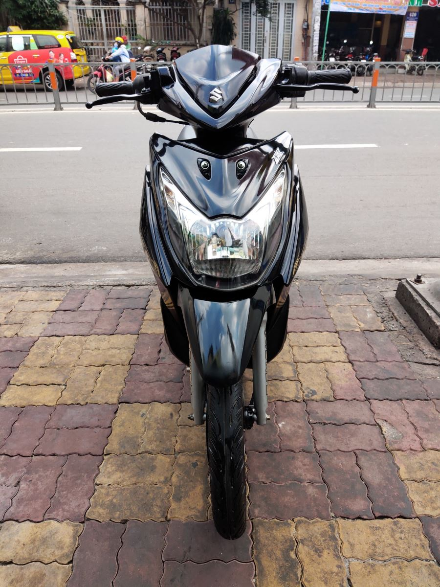 Suzuki Hayate SS 125cc 2013 Fi bstp 724.29 bán 10tr9
