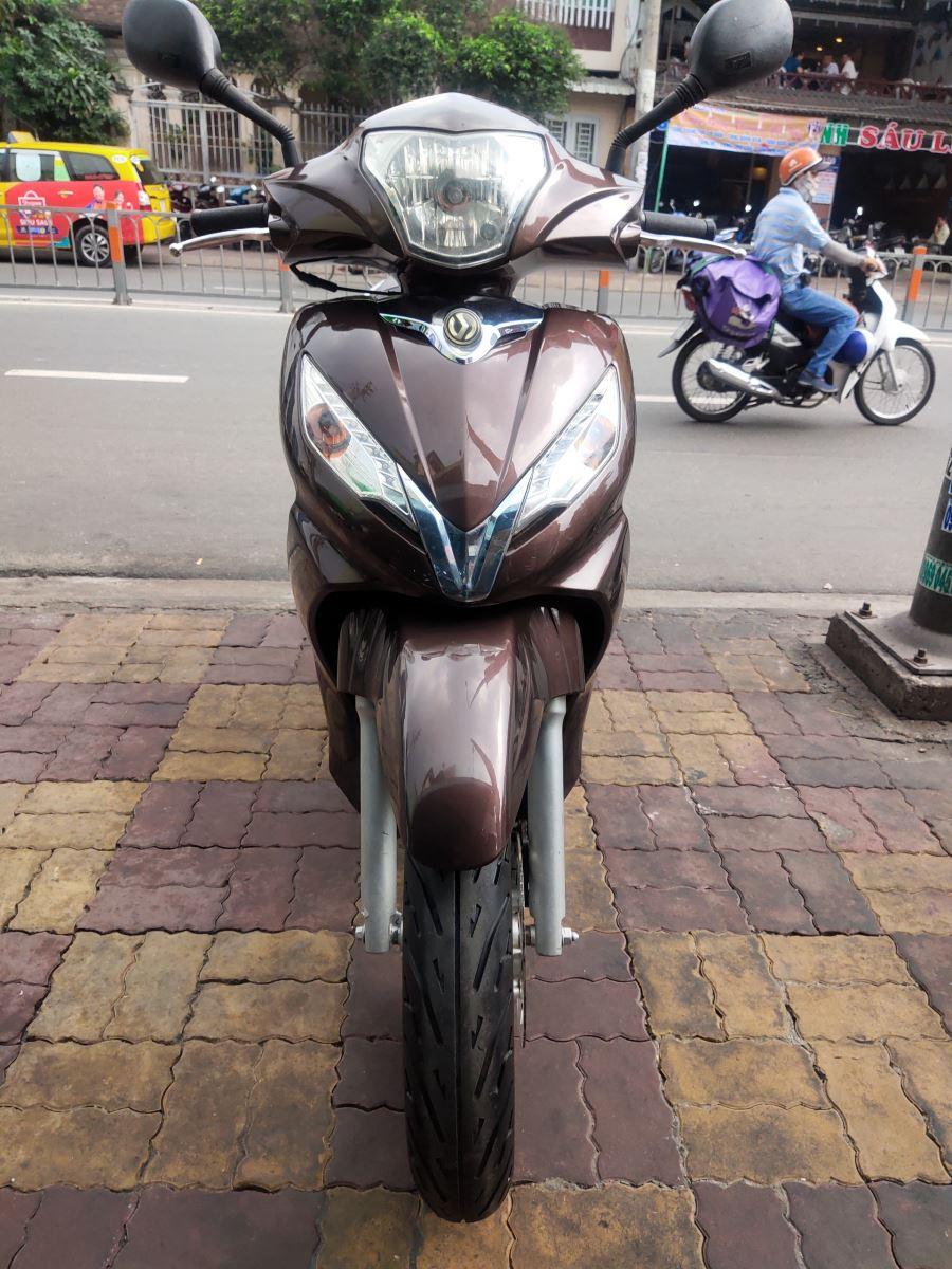 Sym Shark 125cc 2010 xe bstp 5277 giá bán 10tr9