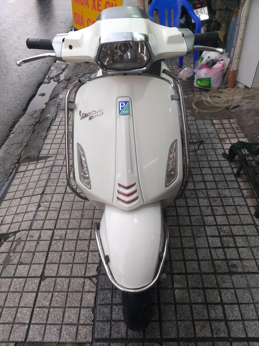 Piaggio Vespa Sprint 125cc 2015 bstp 388.40 bán 41tr8