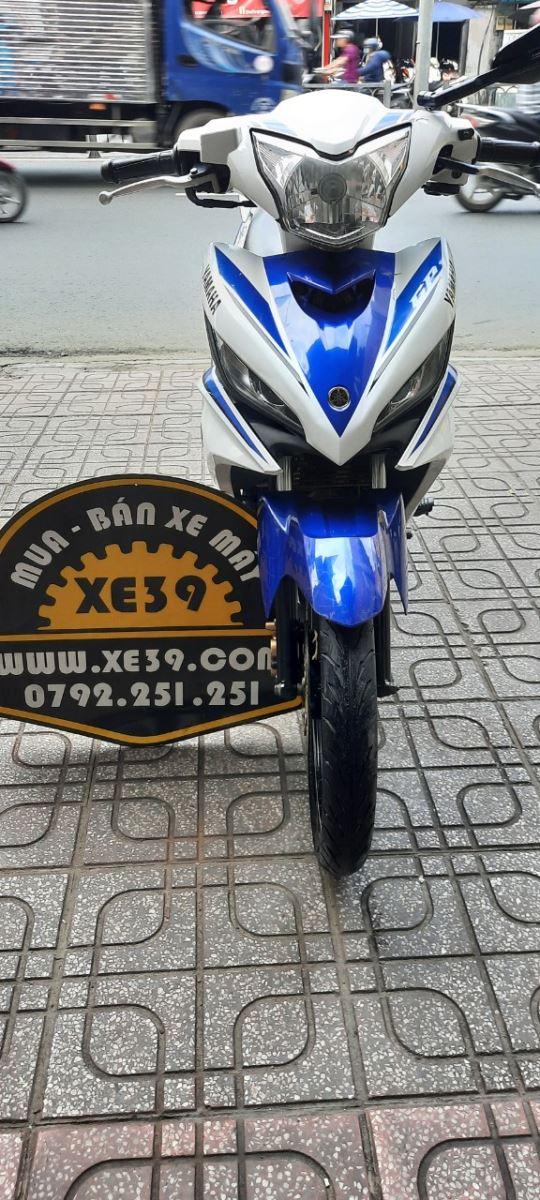 Yamaha Exciter 135cc 2014 xanh gp bstp 9 chủ 498.45 bán 19tr9